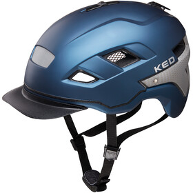 KED Berlin Helmet nightblue matt